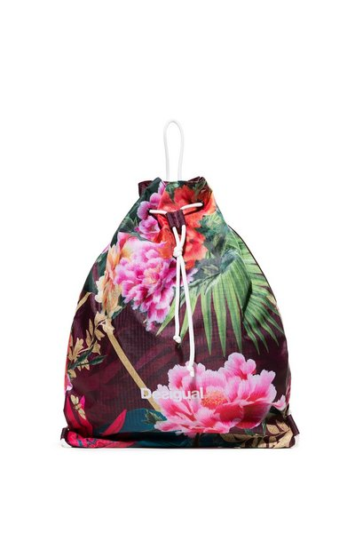 Gym Sack Backpack - Tropic