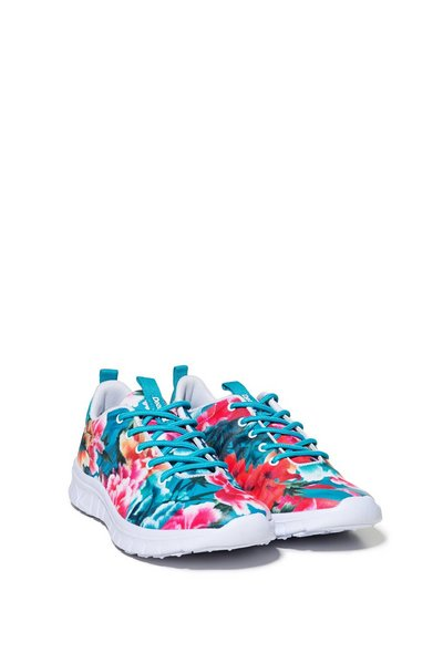 Comfort Training Shoe - Tropic