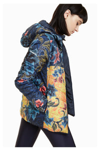 Reversible Jacket - Geopatch