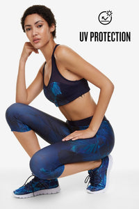 Capri Leggings - Bio Patching