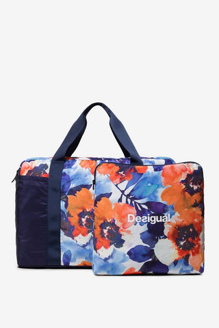 Camo Flower Matilde Gym Bag