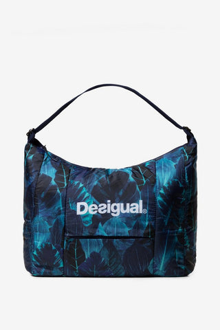 Bio Patching Tropical Print Gym Bag