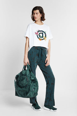 Pintuck Sweatpants -  Gardens