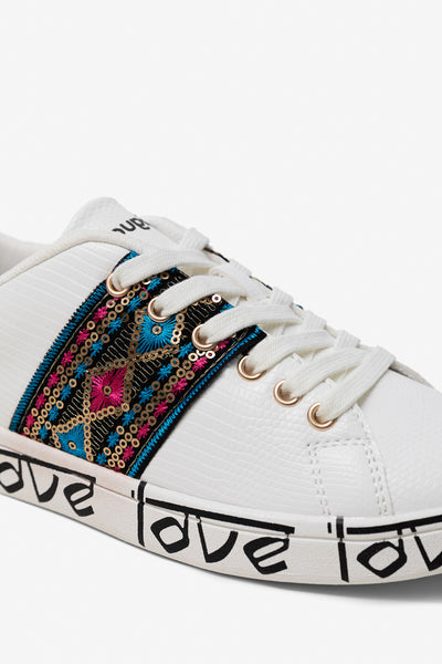 Sneakers - Cosmic Exotic Indian