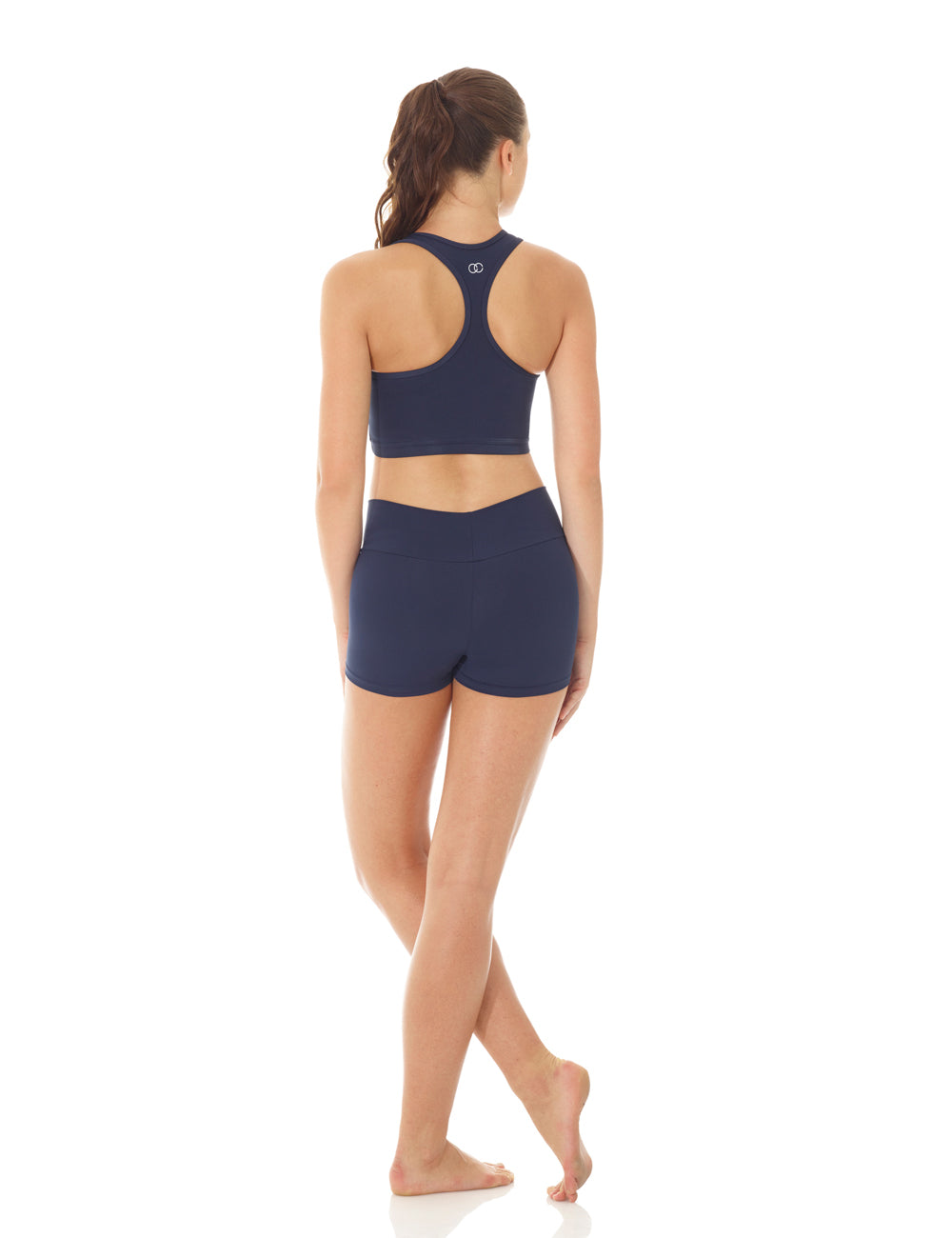 Ultra Support Racerback Bra - Navy