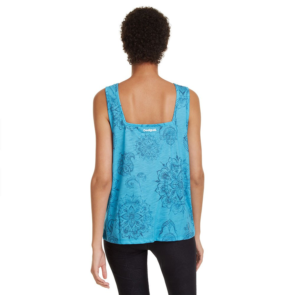 Hindi Dancer Oversize Tank