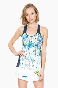 Racerback Top - Luminescent