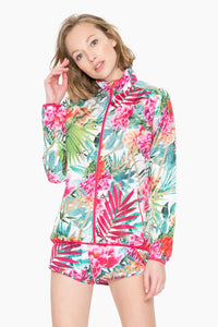 Lightweight Jacket - Tropic