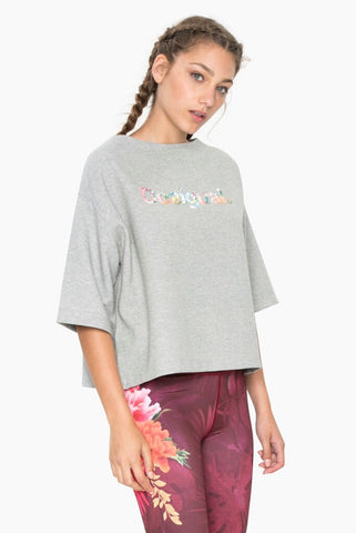 Reversible Sweatshirt - Tropic