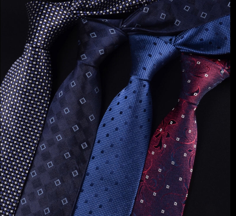 Richmond James Silk Ties