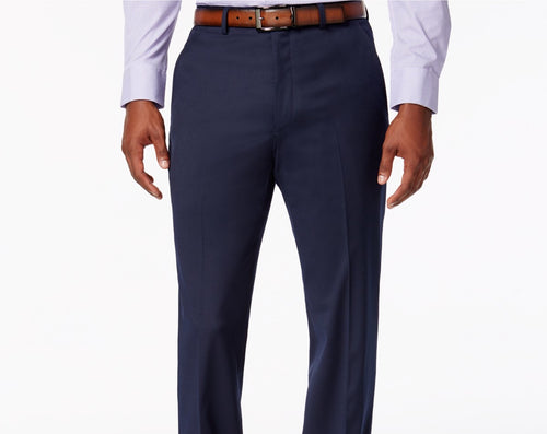 Enzo Navy Slacks