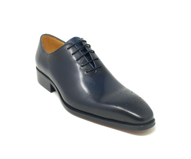 Carrucci Whole Cut Oxford