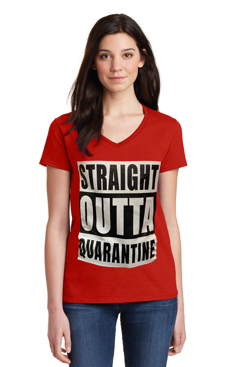 Straight Out Of Quarantine T-shirts