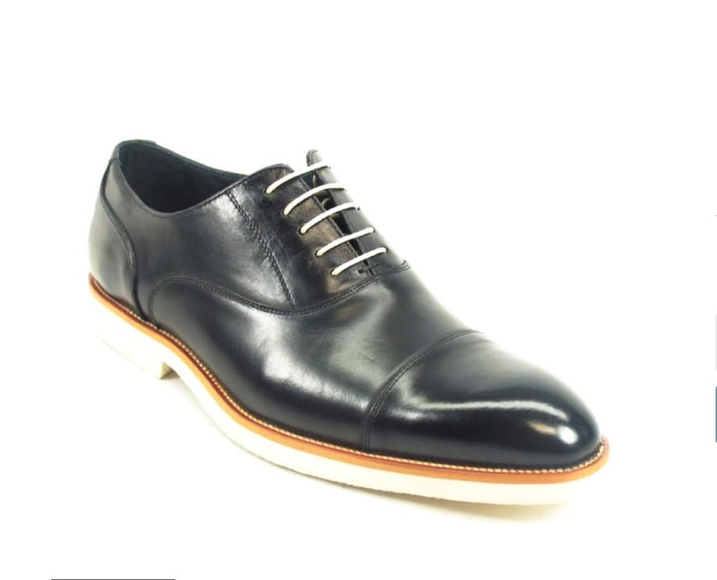 Carrucci Oxford Grey with White Bottom