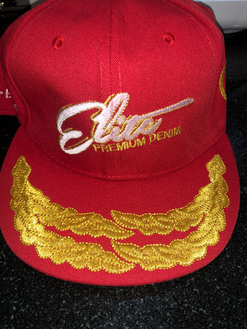 Elite Red Captain Hat