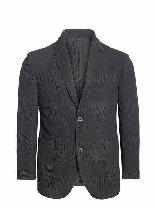 Barabas Black Blazer (3 pocket)
