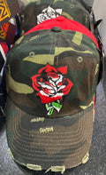 "MV Dad Hats ""Rose"""