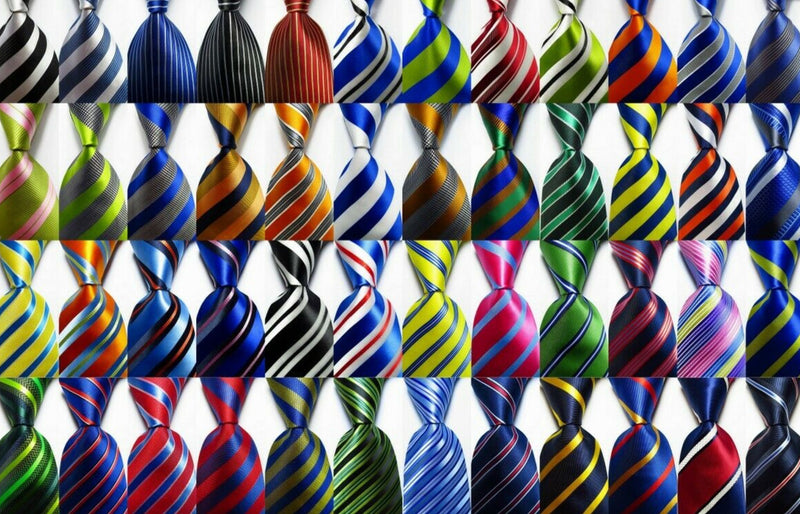 USA U30 Silk Ties