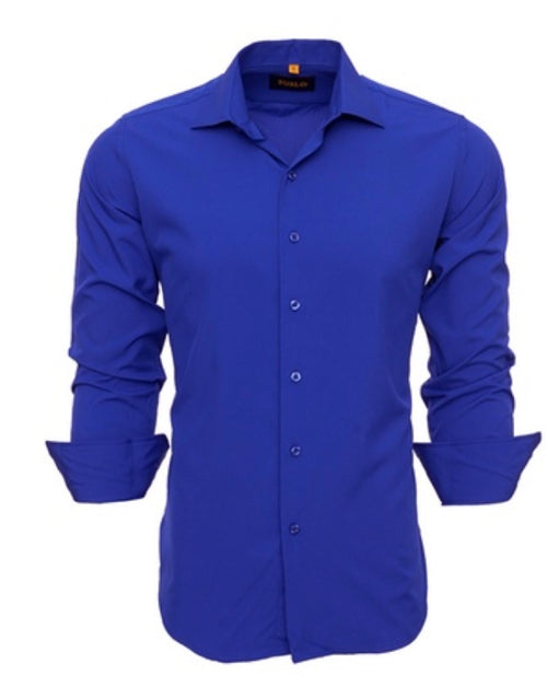 Suslo Solid Color Button Downs