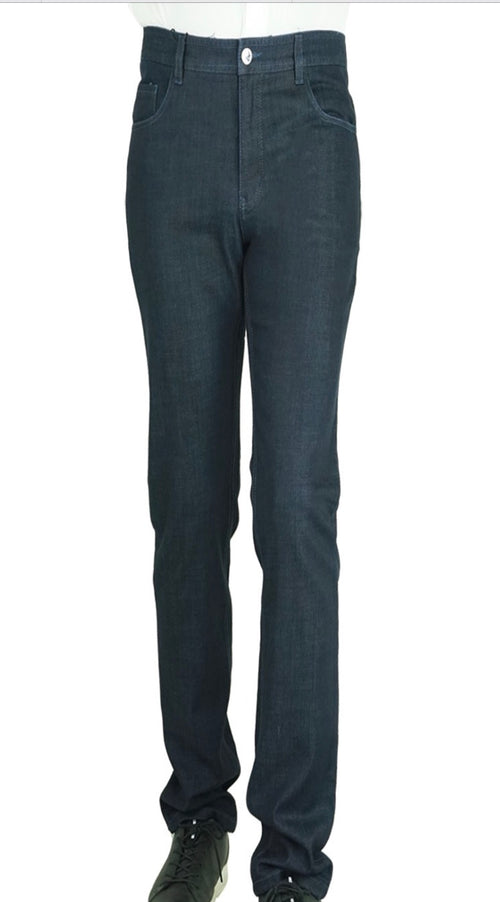 Enzo Alpha Blue Denim