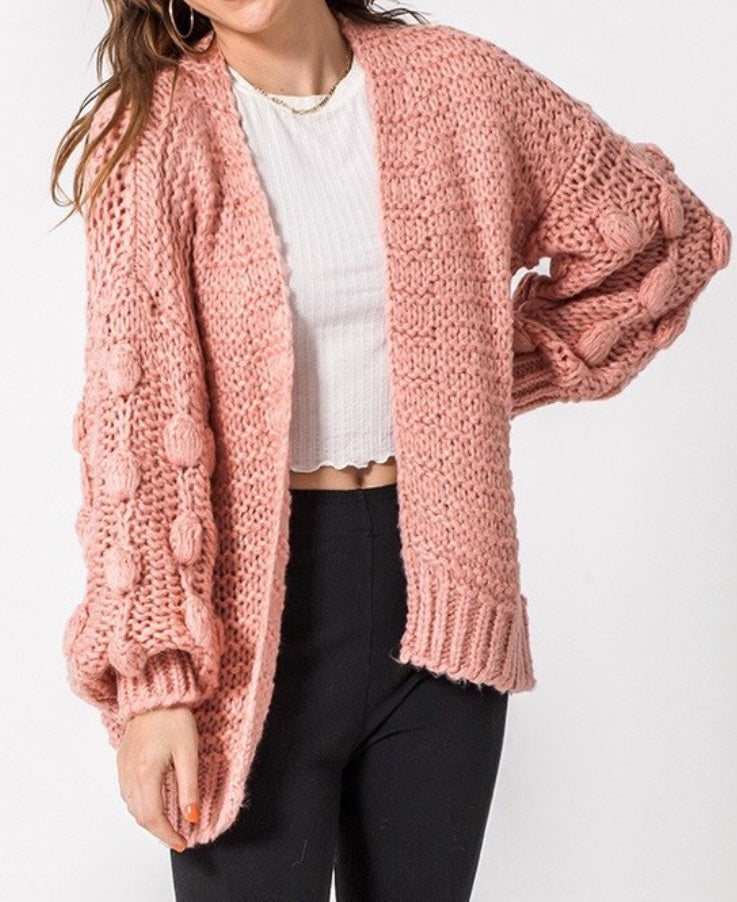 Strawberry Knit Sweater