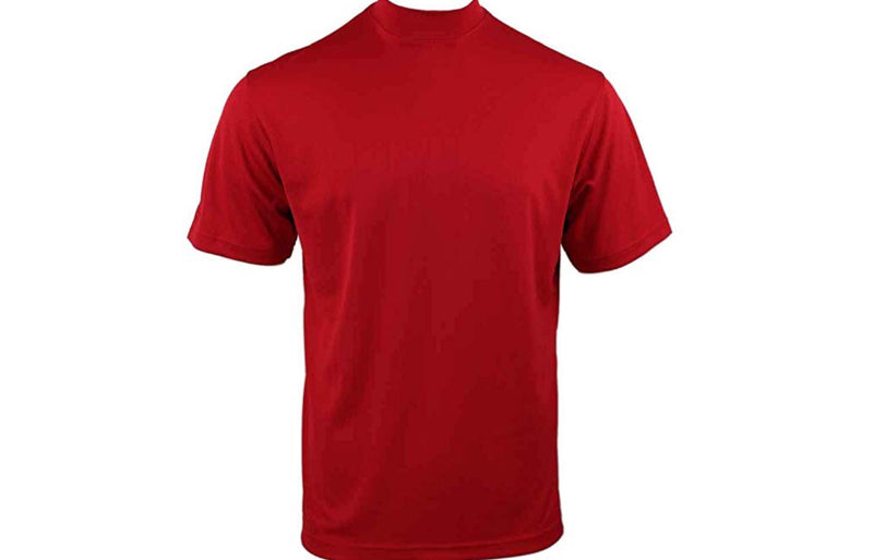 Inserch Red pullover Shirt