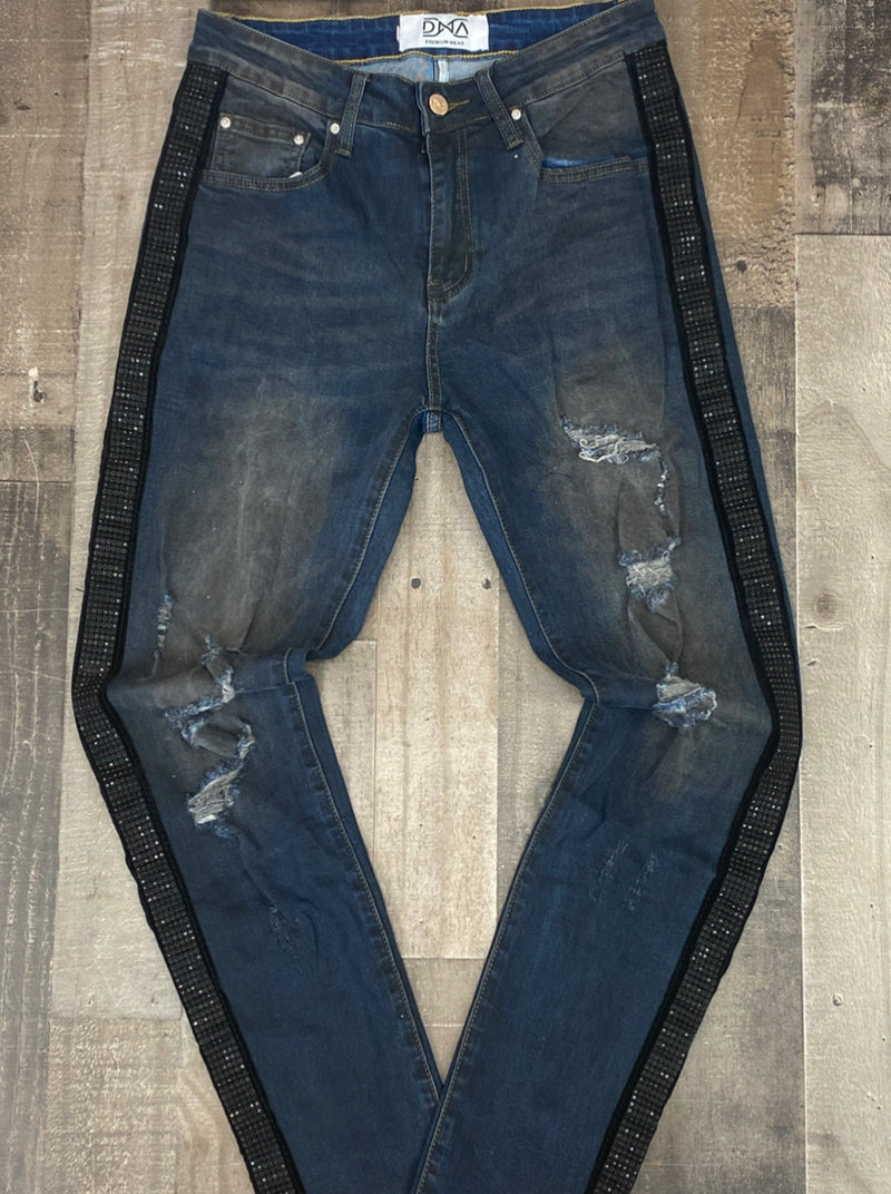 DNA Glimmer Jeans