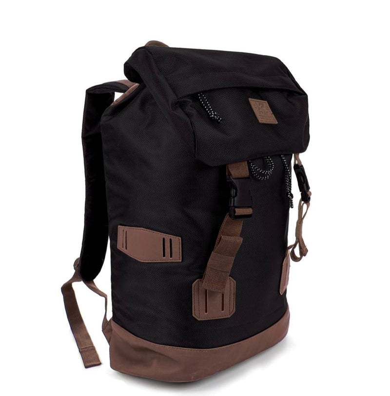 XRay Black Large Backpack