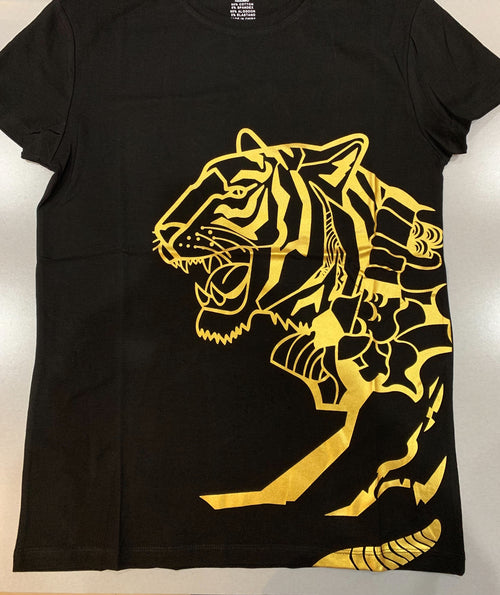 Tiger Black/Gold X Ray Graphic T-shirt