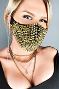 Azalea Wang Spike Mask