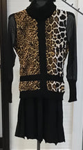 Alberto Makali Sweater Skirt Set
