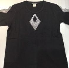 Diamond Cut Long Sleeve