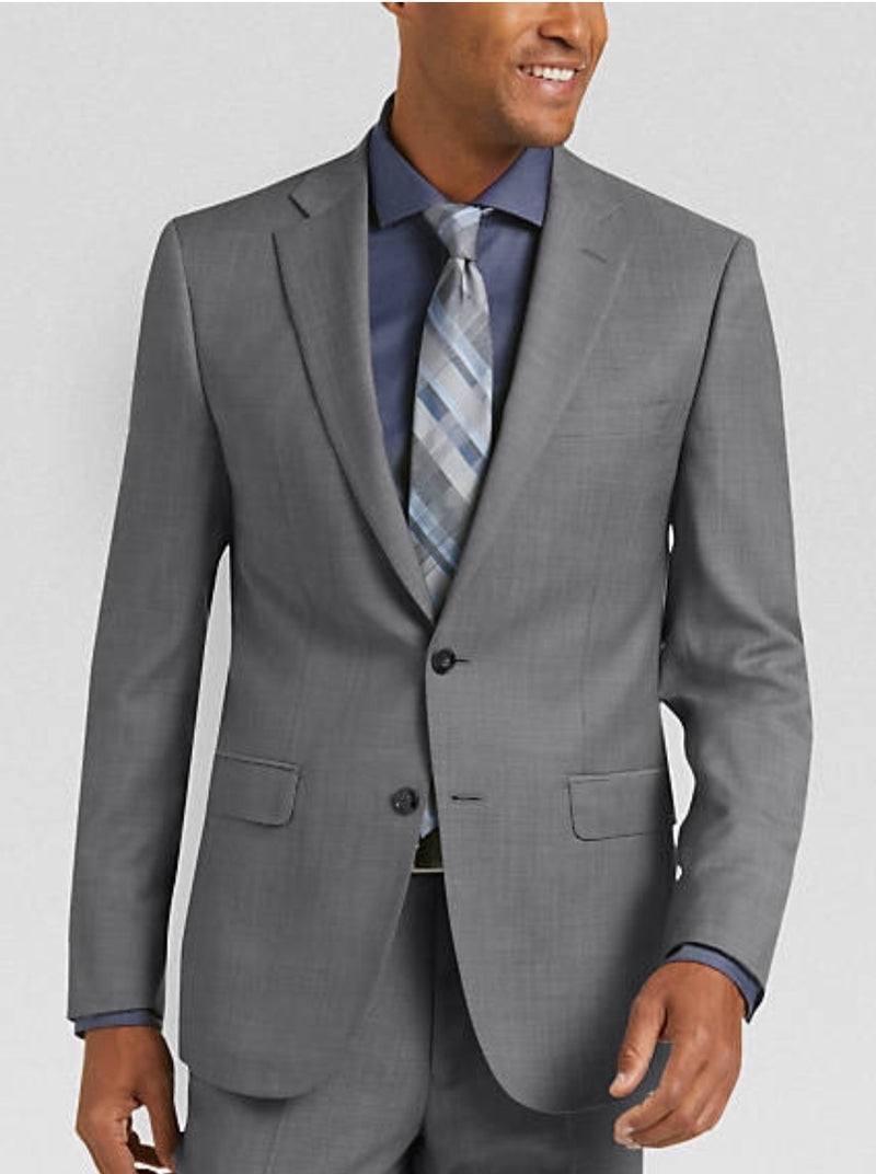 Dark Grey Vincenzi Suit