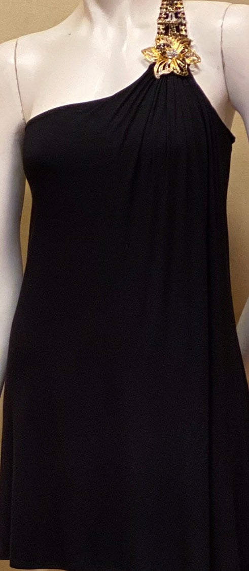 GB One shoulder Dress