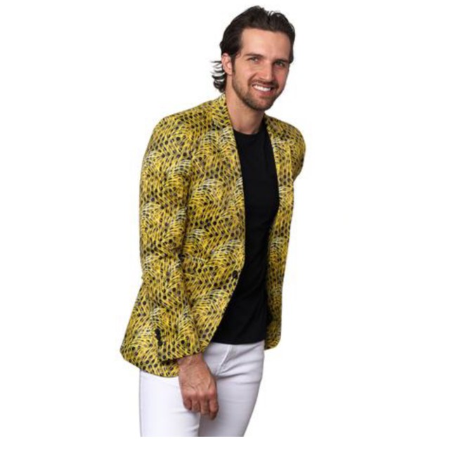 Suslo Couture Blazer - Honeycomb