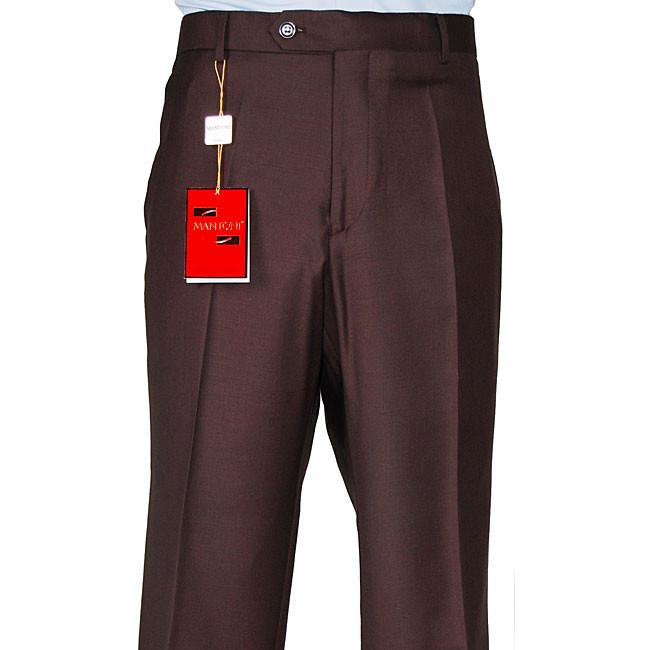 Mantoni Brown Pants