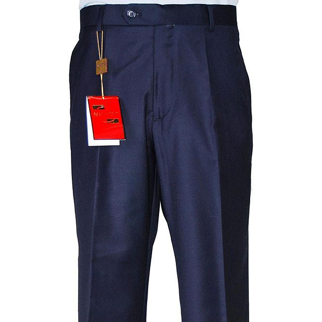 Mantoni Navy Pants
