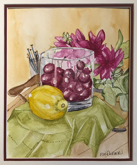 Still Life on Lesquiti