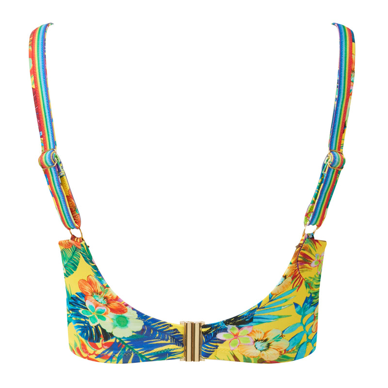 Totally Tropical Bikini Top
