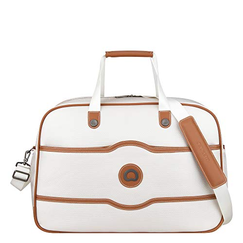 Delsey Luggage Chatelet Soft Air Weekender Duffel, Angora - One Size