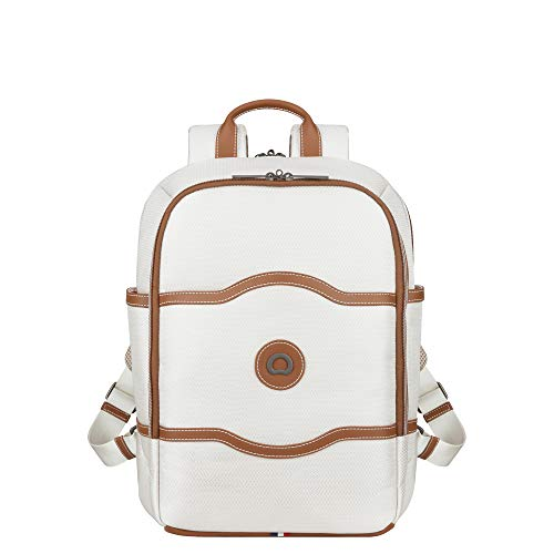 Delsey Luggage Chatelet Soft Air Backpack Fashion, Angora - One Size