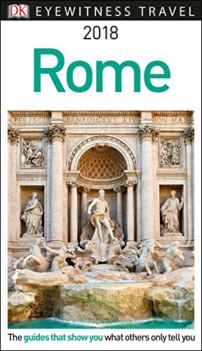 DK Eyewitness Travel Guide Rome: 2018