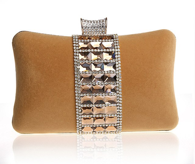 Golden Hour Evening Clutch