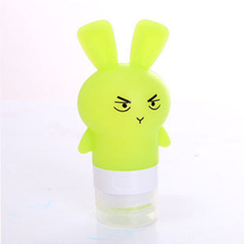 Bunny Refillable Travel Bottle