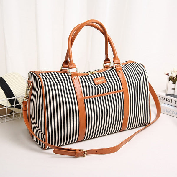 Women's Canvas Weekend Bag