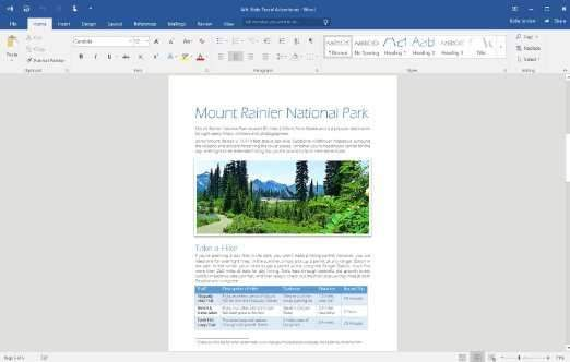 OFFICE 2016 HOME & STUDENT - 1PC - Product Key - Sofort Download
