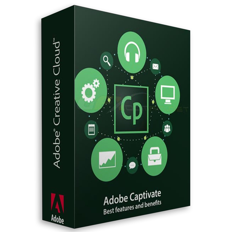 Adobe Captivate 2019 1 Jahr
