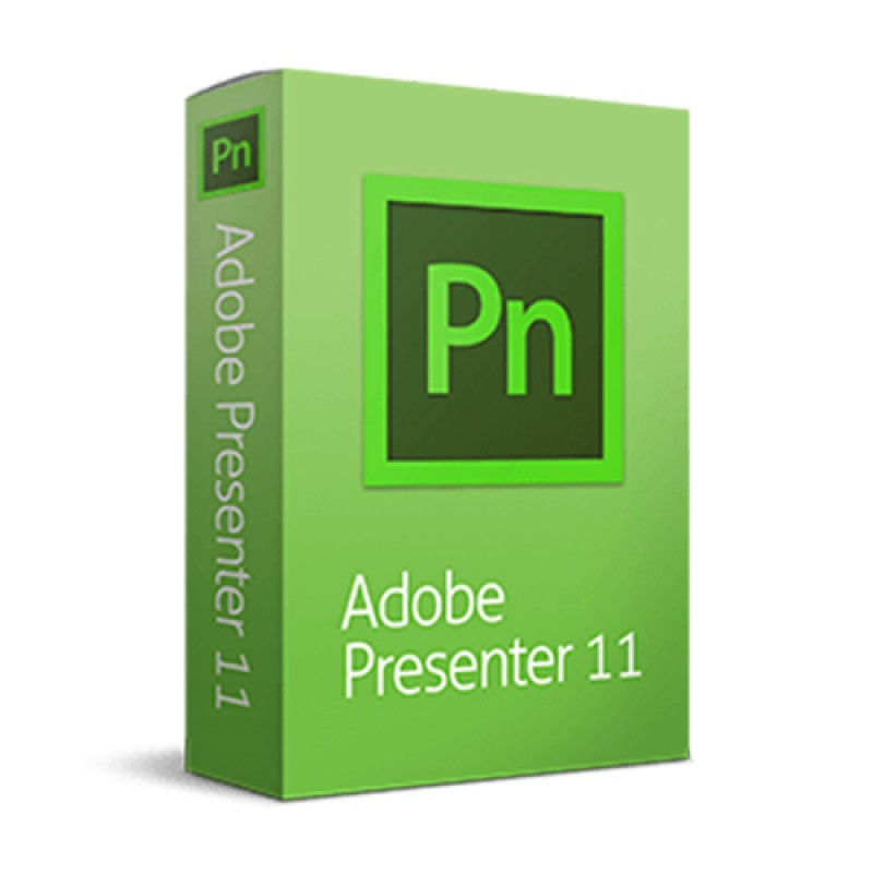 Adobe Presenter 11 - 1 Jahr