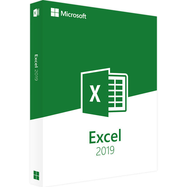MICROSOFT EXCEL 2019 - 1PC - Product Key - Sofort Download