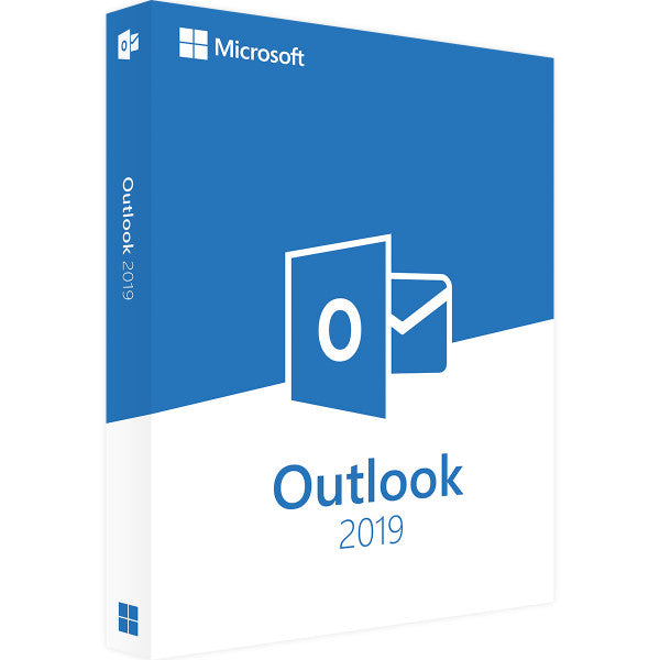 MICROSOFT OUTLOOK 2019 - 1PC - Product Key - Sofort Download
